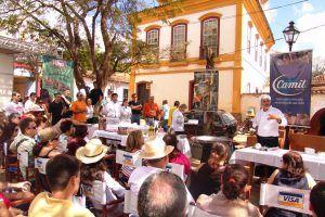 Exposição Tiradentes - Gastronomia Pró-Tiradentes
